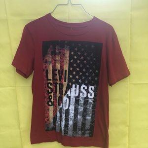 Boys Levi's T-shirt size L